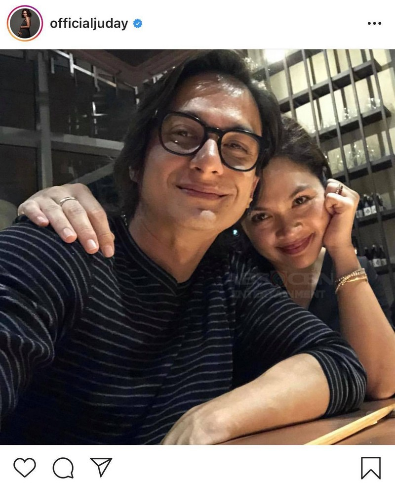 IN PHOTOS: Judy Ann Santos with her loving husband of 10 Years