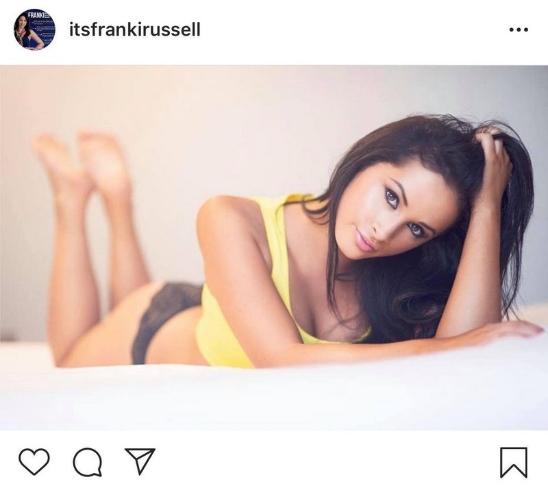 IN PHOTOS: Meet Franki Russell; the newest angel of Task Force Agila