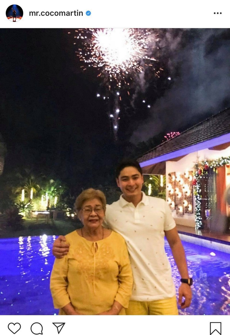 #LakingLola: Coco Martin with his one and only queen