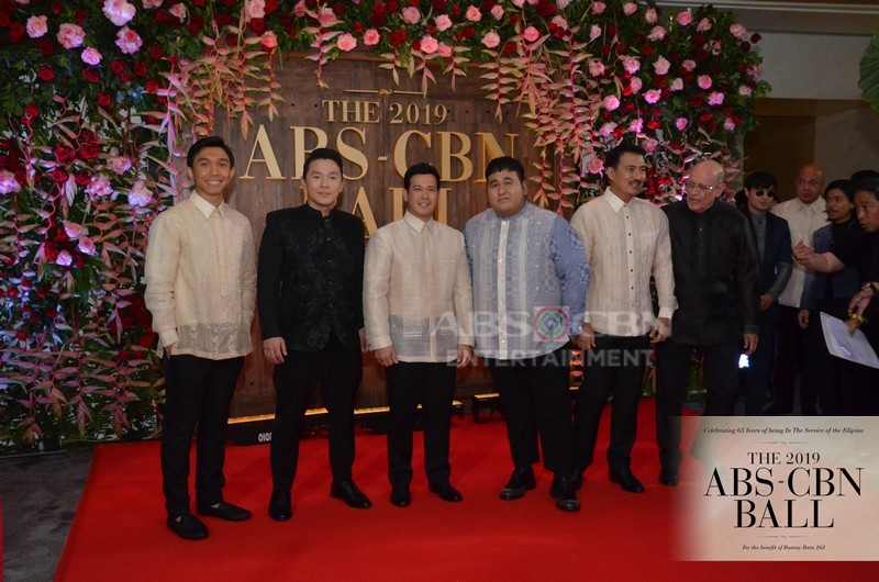 ABS-CBN Ball 2019: FPJ's Ang Probinsyano cast shows arresting charm in Red Carpet